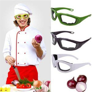 BBQ Eye Protection or Onion Cutting Goggles